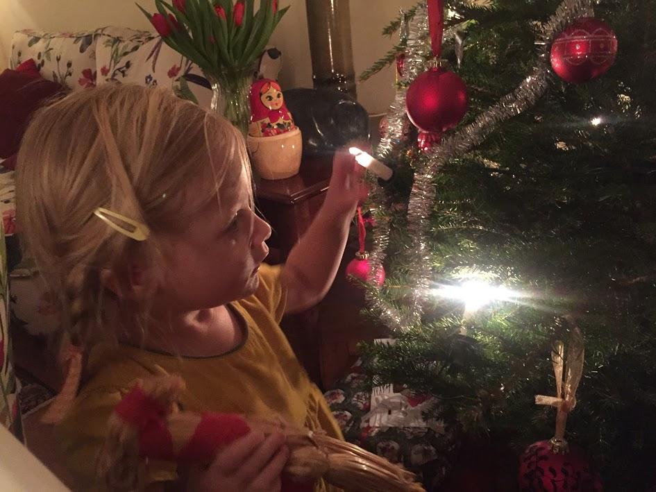 Farmors julgran, nästan lika intressant som ryska dockor